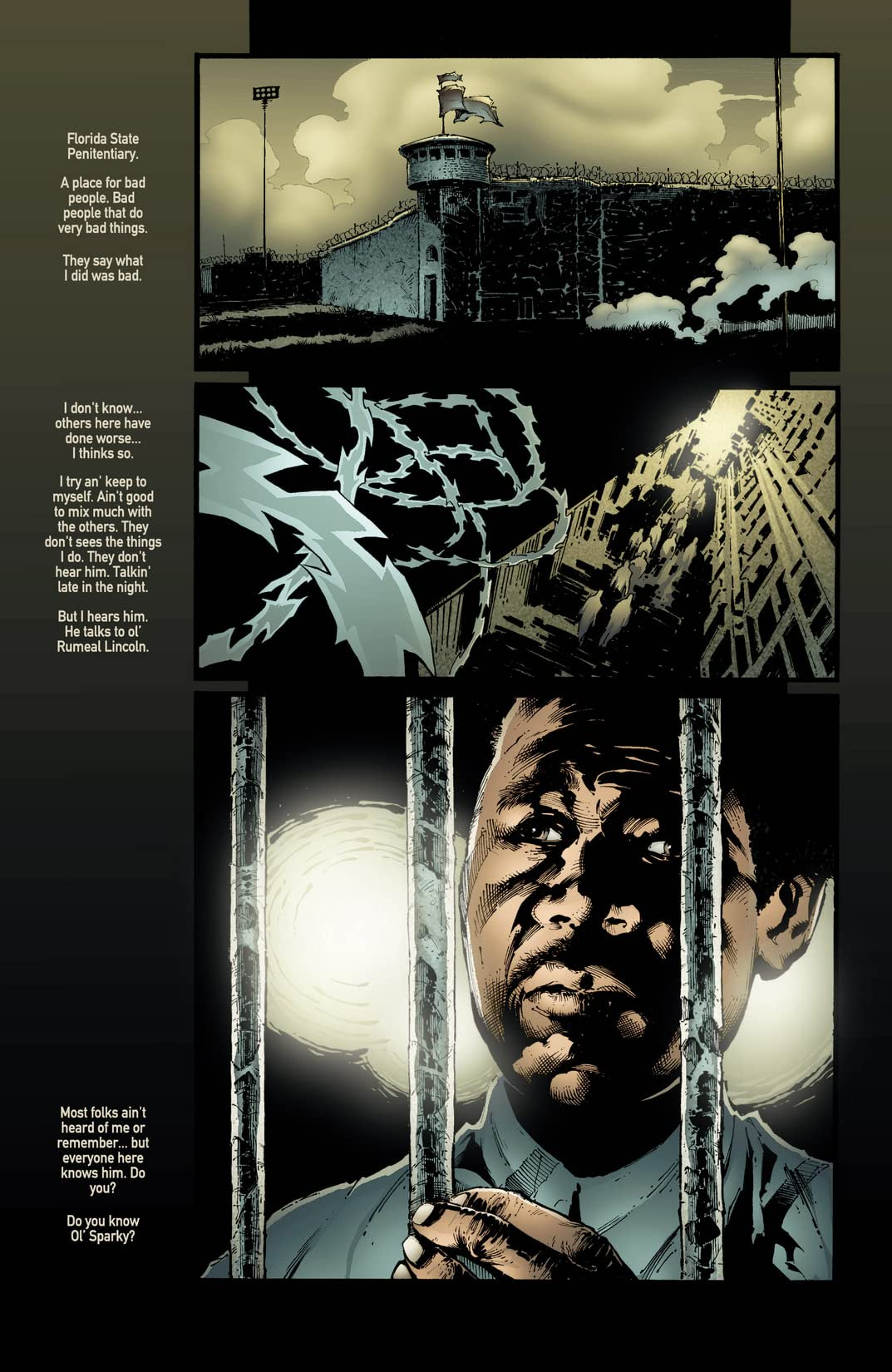 Spawn: The Undead #9