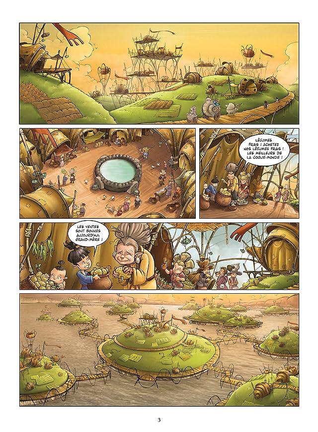 click for super-sized previews of Le Petit Prince Vol. 2: La Planète de l'oiseau de feu