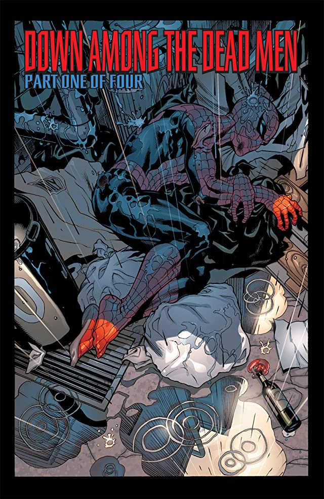 click for super-sized previews of Marvel Knights Spider-Man (2004-2006) #1
