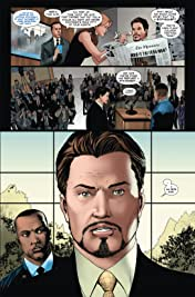 Iron Man 2: Public Identity #1 (of 3)