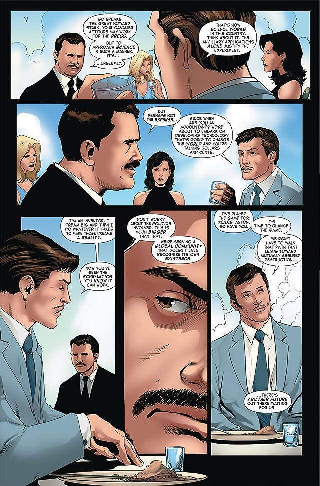 Iron Man 2: Public Identity #1 (of 3)