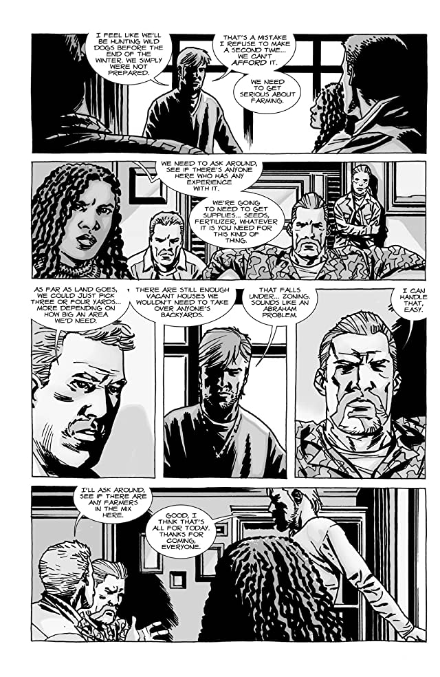 The Walking Dead Vol. 16: A Larger World