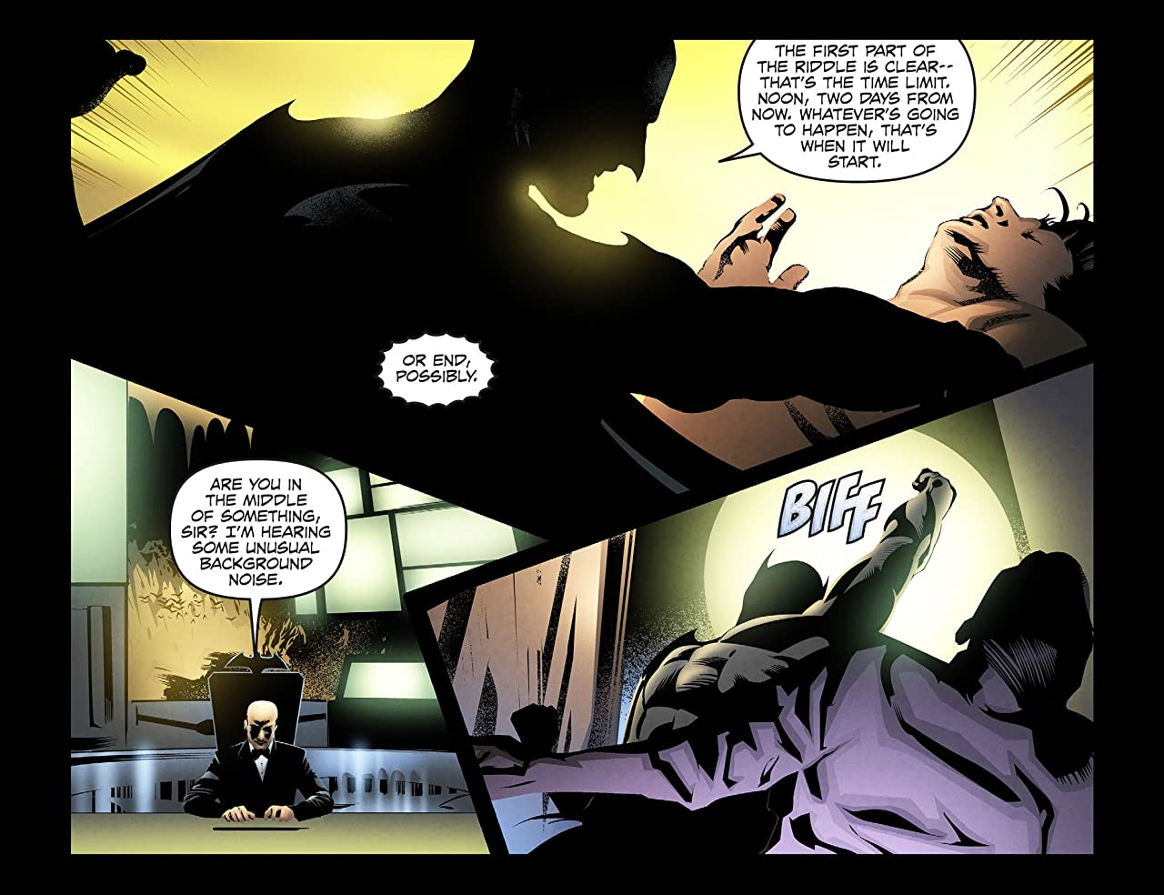 Legends of the Dark Knight (2012-) #54