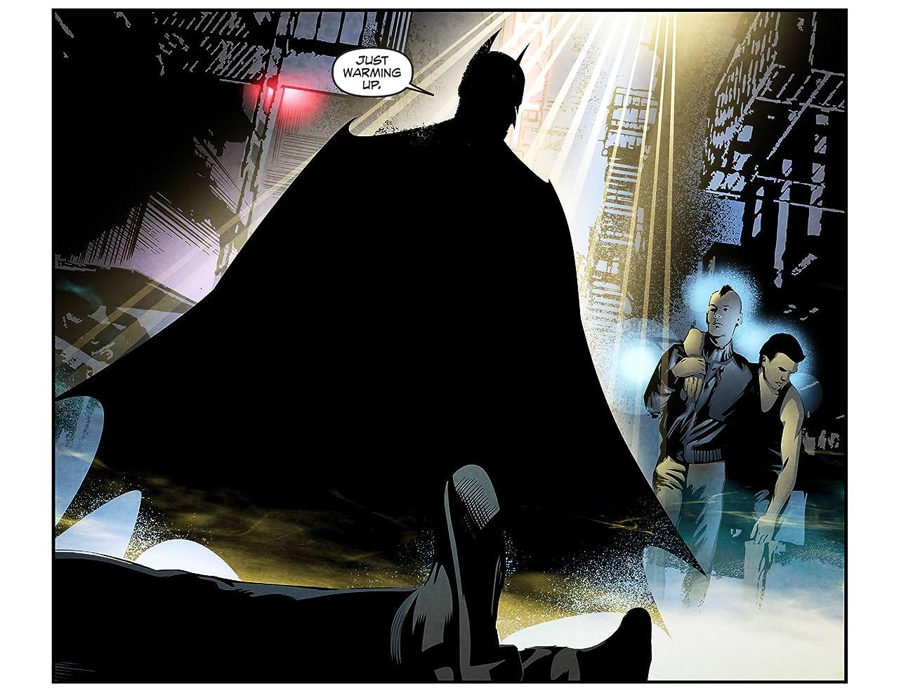 Legends of the Dark Knight (2012-2015) #54