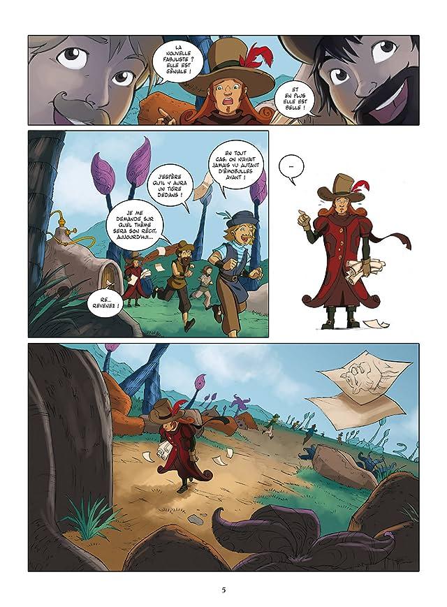 click for super-sized previews of Le Petit Prince Vol. 13: La Planète des Lacrimavoras