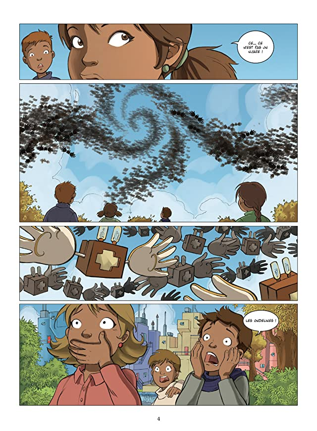 click for super-sized previews of Le Petit Prince Vol. 7: La Planète des Amicopes