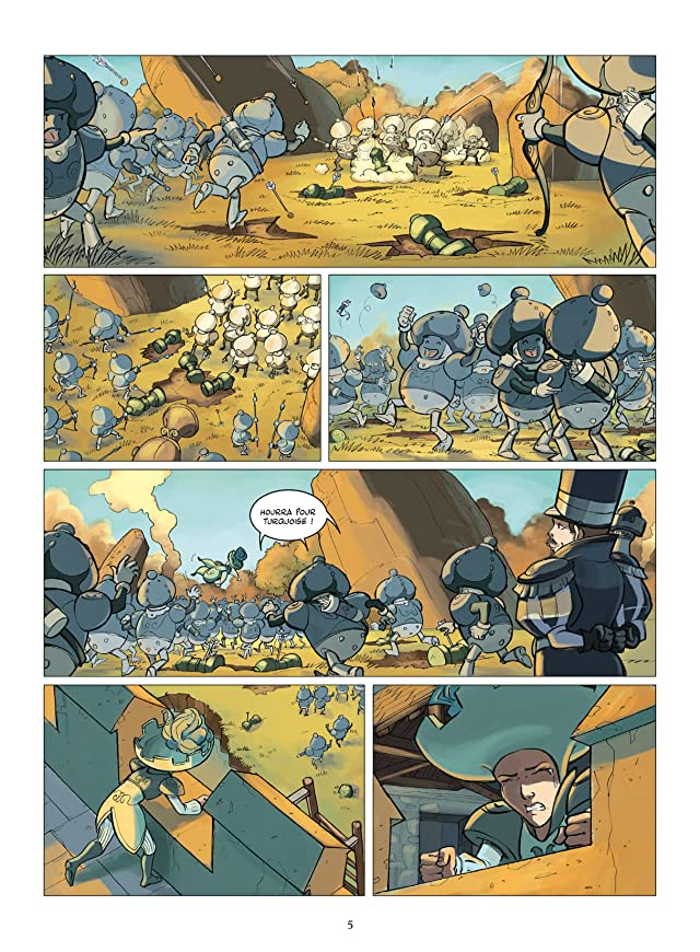 Le Petit Prince Vol. 12: La Planète de Ludokaa