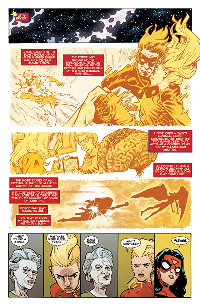 click for super-sized previews of Captain Marvel (2012-2013) #13