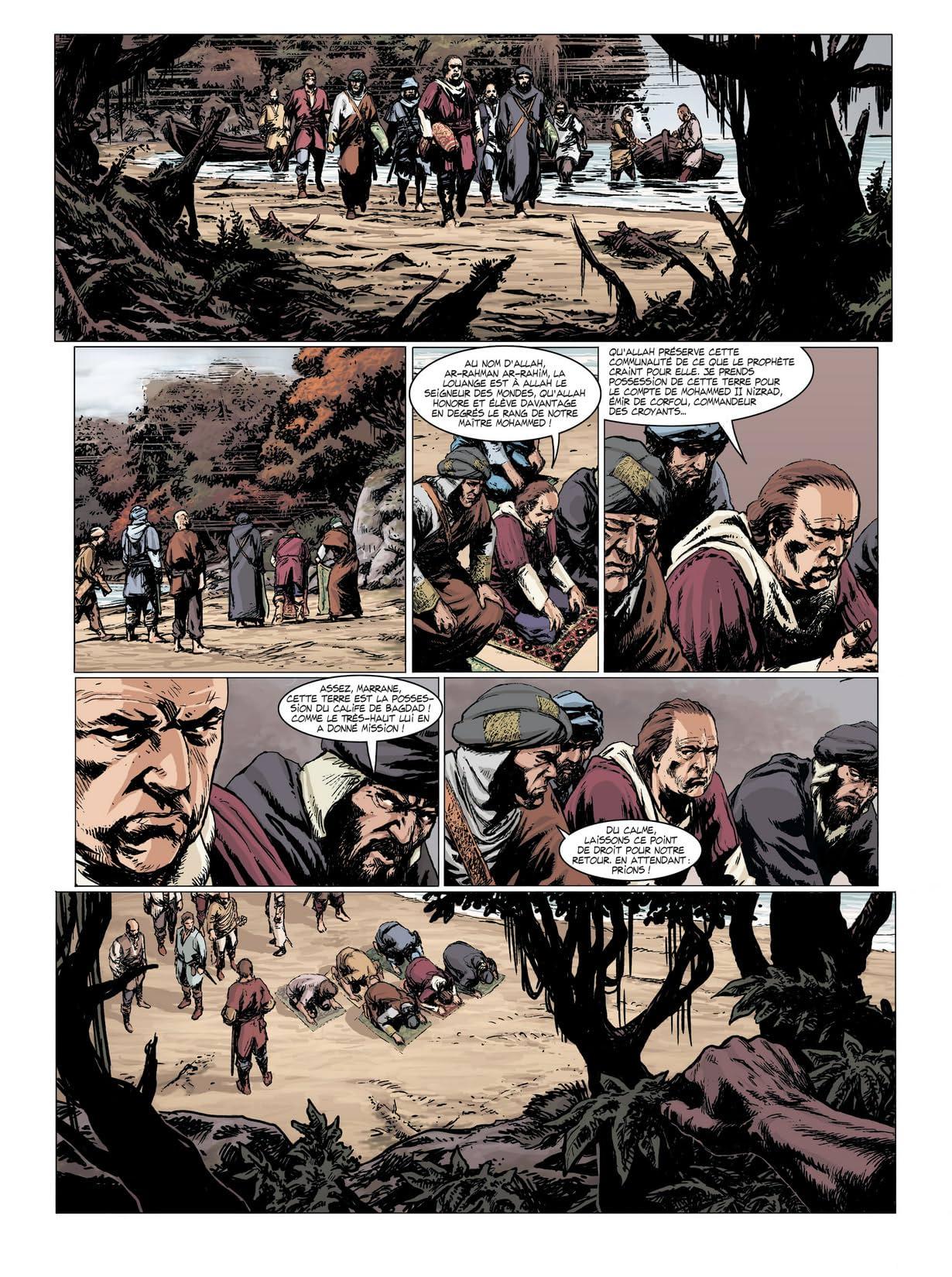 Jour J Vol. 13: Colomb Pacha