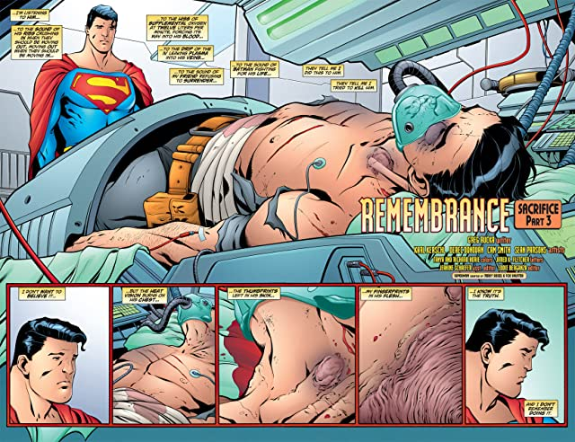 click for super-sized previews of Adventures of Superman (1986-2006) #642
