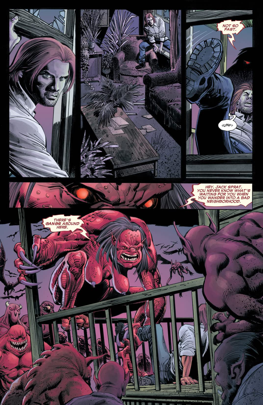 Hellstorm: Son of Satan #3 (of 5)
