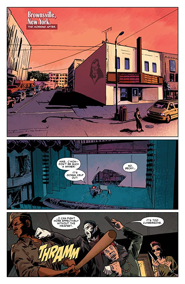 click for super-sized previews of Morbius: The Living Vampire #6