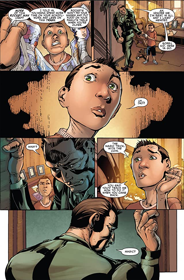 click for super-sized previews of One Month To Live #2 (of 5)