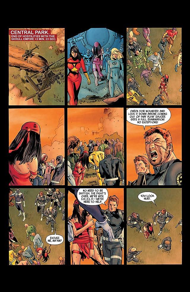 click for super-sized previews of Dark Reign: Elektra #1