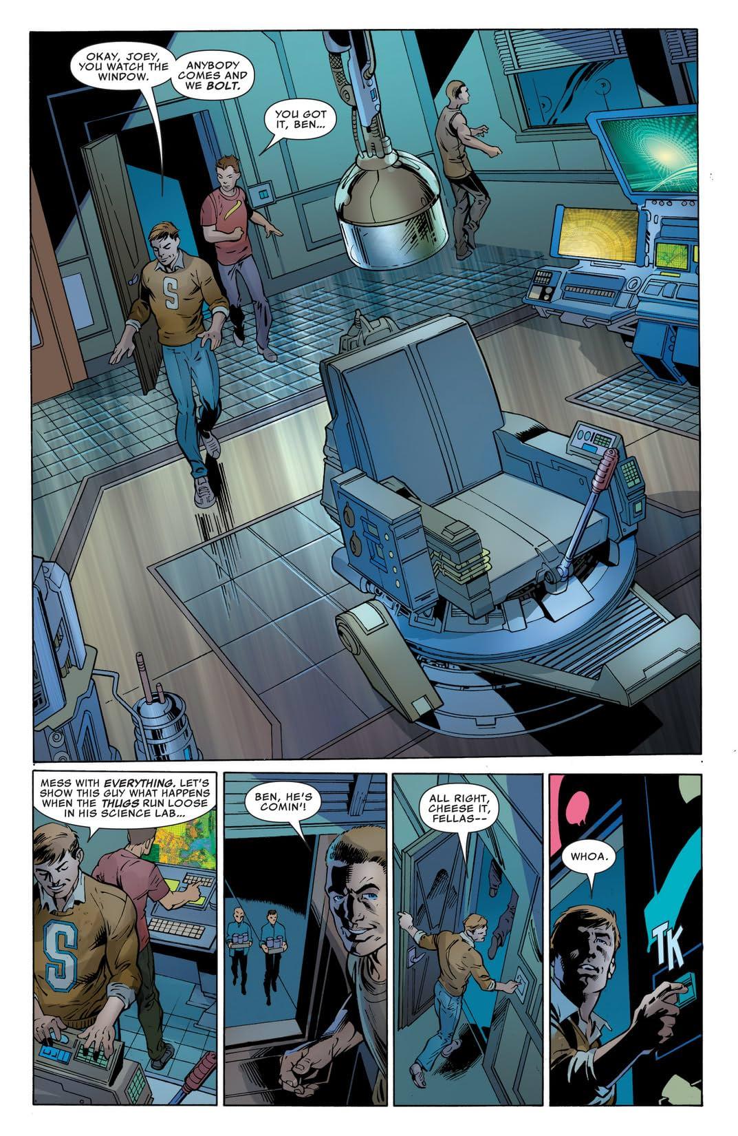 Fantastic Four (2012-2014) #9