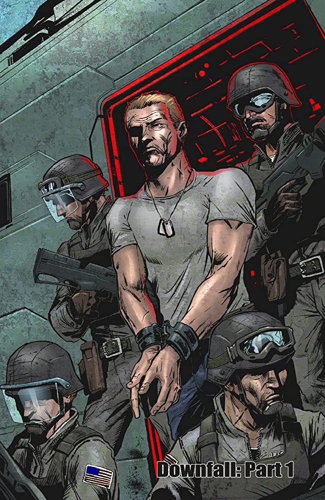 The Heroes of Echo Company #1