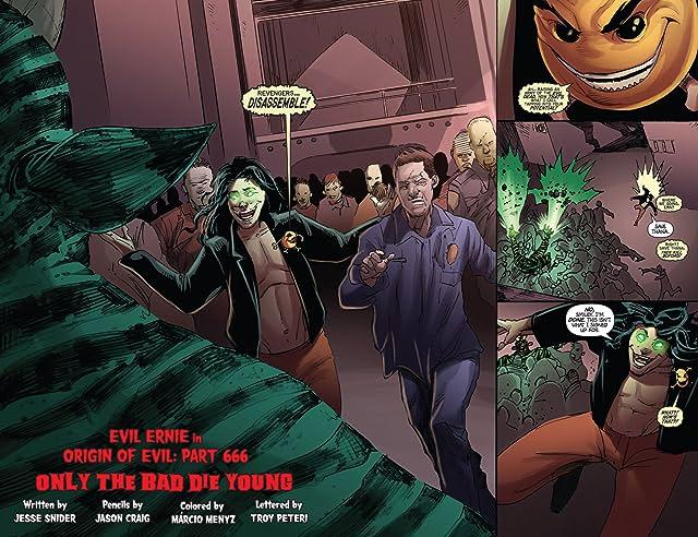 Evil Ernie #6: Digital Exclusive Edition