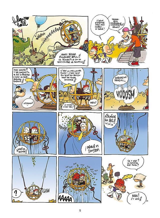Titeuf Vol. 9: La loi du préau