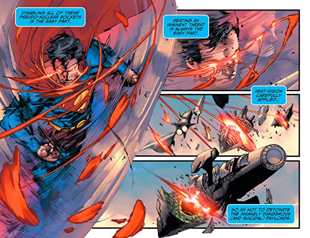 Adventures of Superman (2013-2014) #8