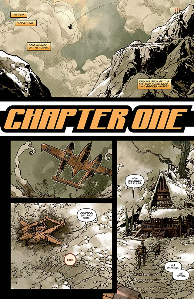 click for super-sized previews of Wild Blue Yonder #1