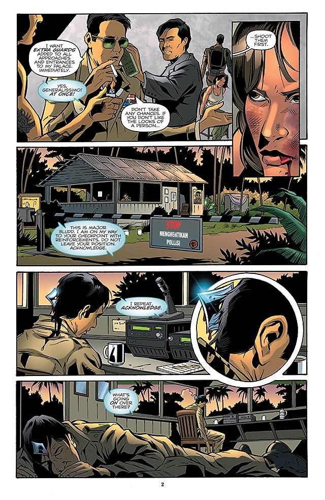 G.I. Joe: A Real American Hero #191