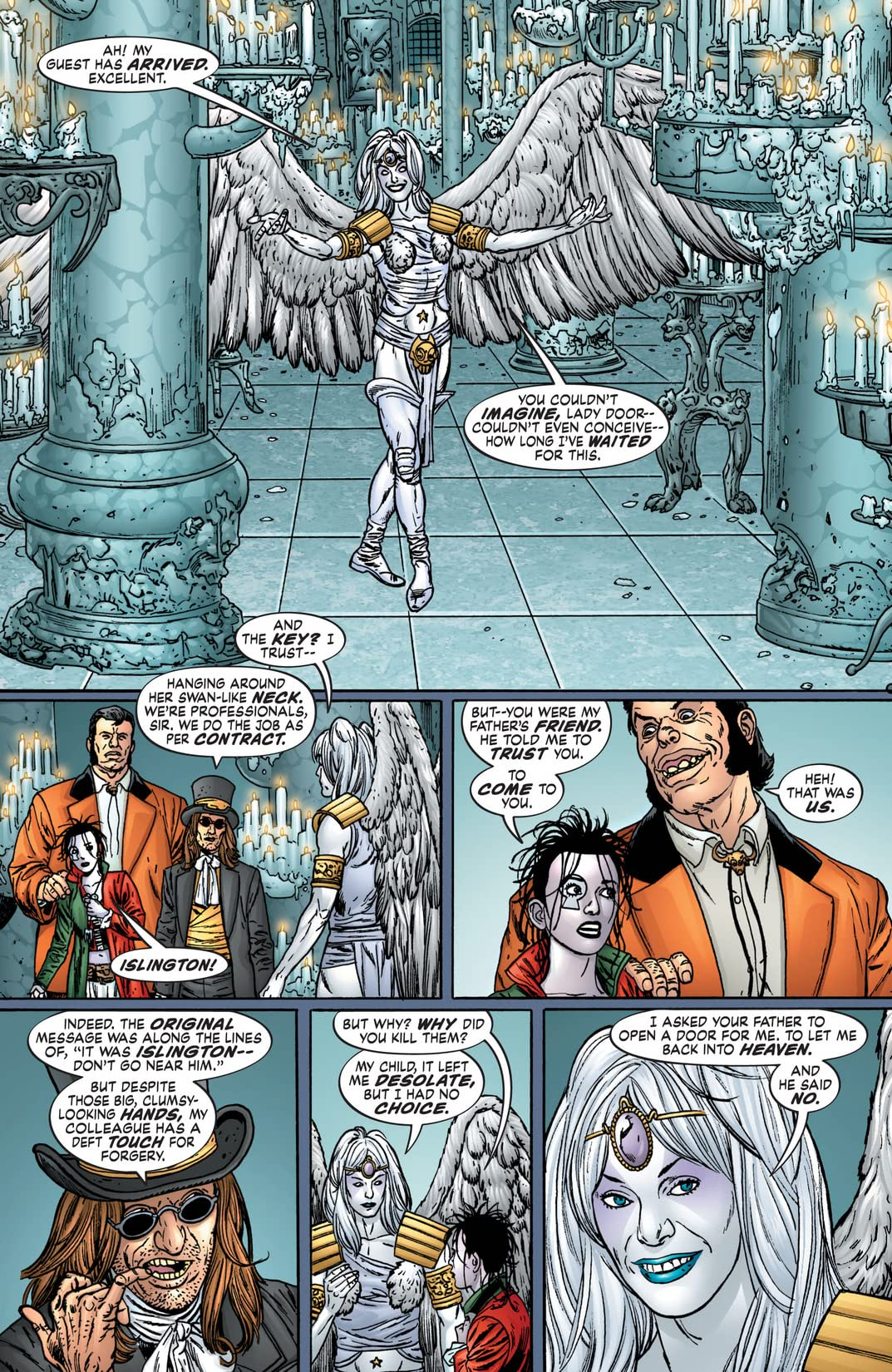 Neil Gaiman's Neverwhere #9 (of 9)