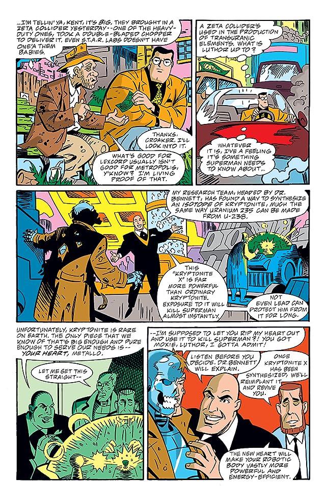 Superman Adventures (1996-2002) #62