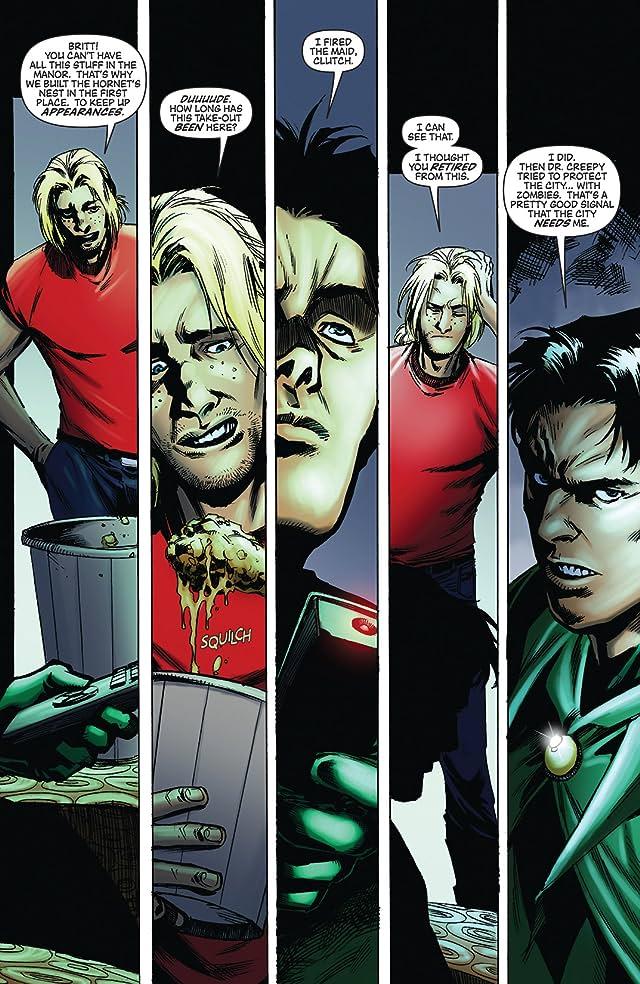 Green Hornet: Legacy #38