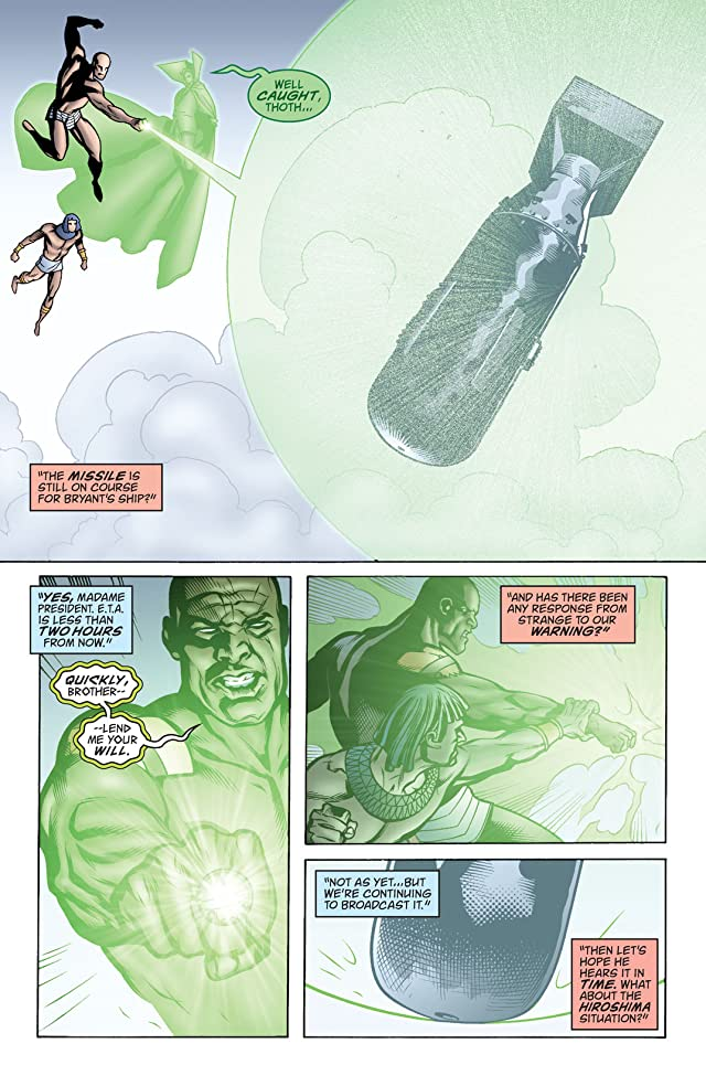 click for super-sized previews of Terra Obscura Vol. 2 #6 (of 6)