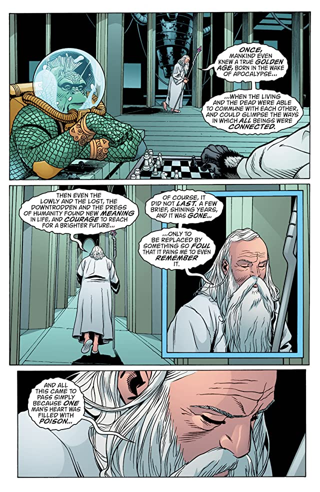 click for super-sized previews of Tom Strong and the Robots of Doom #1