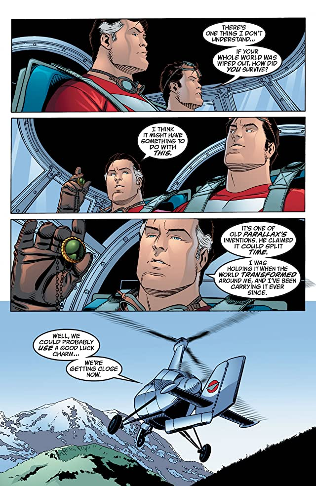 Tom Strong and the Robots of Doom #3 (of 6)