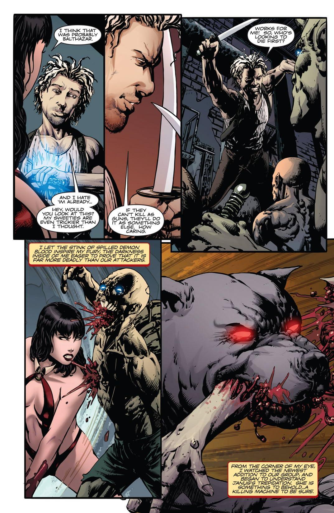 Vampirella Strikes #6: Digital Exclusive Edition