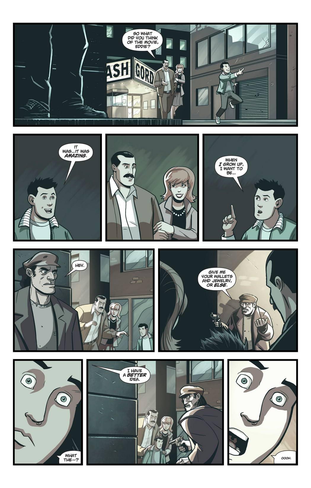 Edison Rex #7