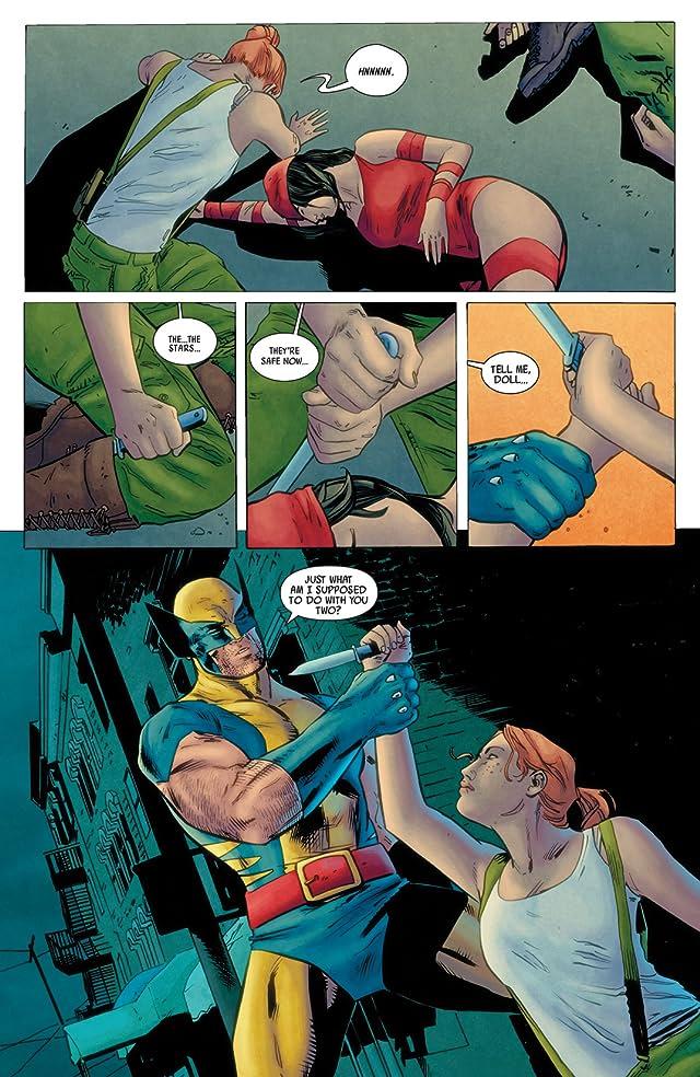 click for super-sized previews of Dark Reign: Elektra #5