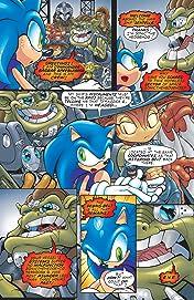 Sonic the Hedgehog #128