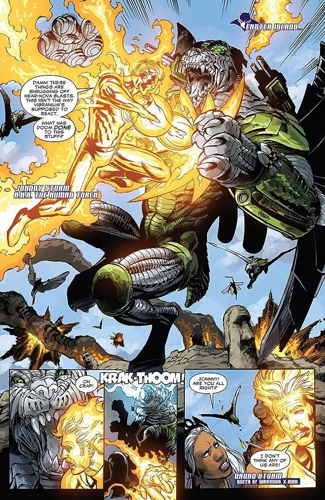 Doomwar #4 (of 6)