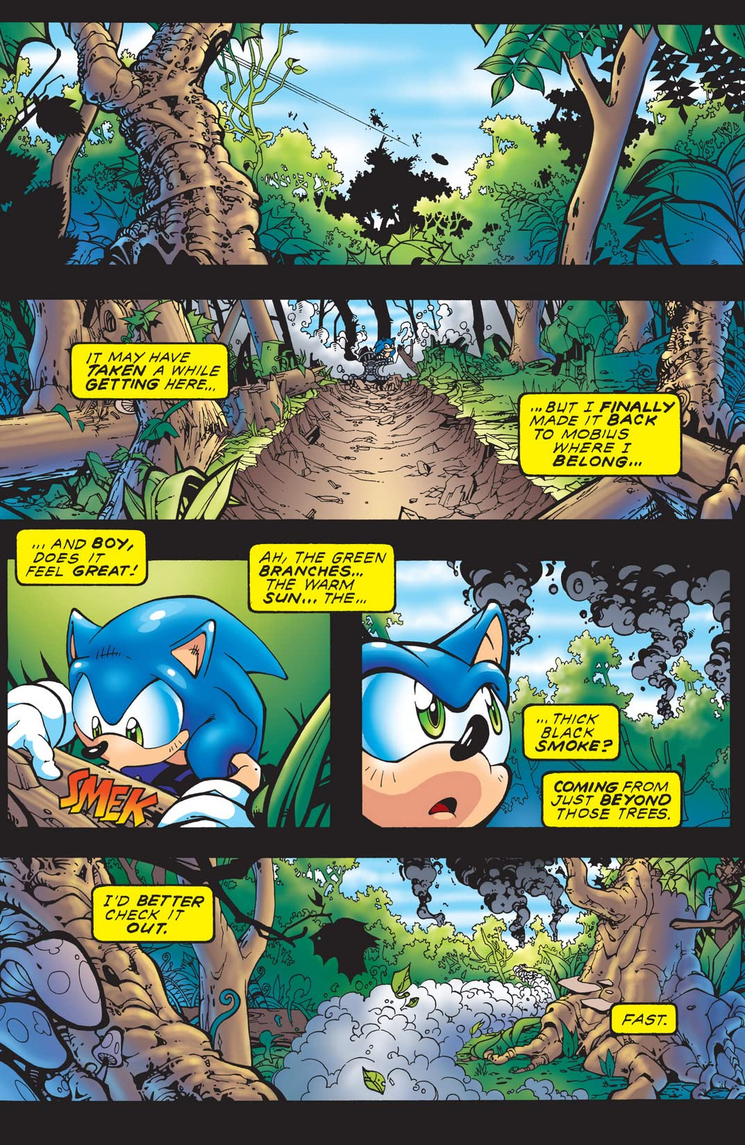 Sonic the Hedgehog #130