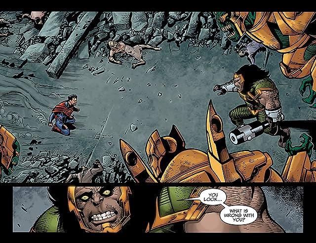 Injustice: Gods Among Us (2013) #23