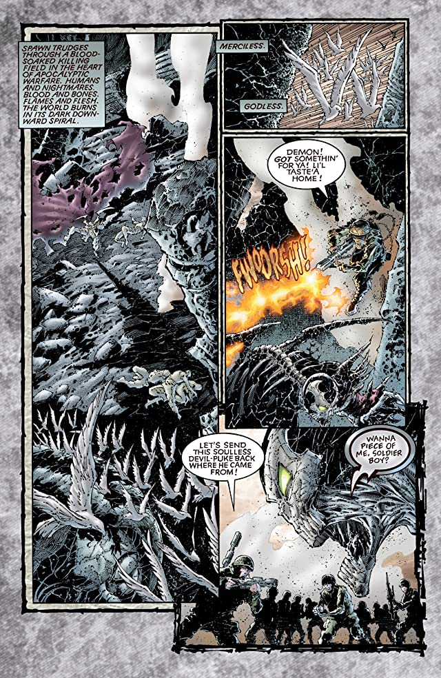 click for super-sized previews of Curse of the Spawn #3