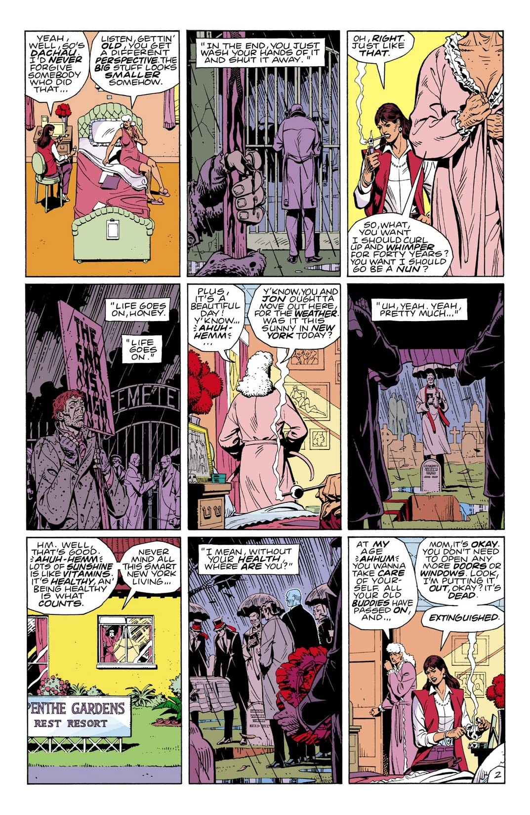 Watchmen #2 (of 12)