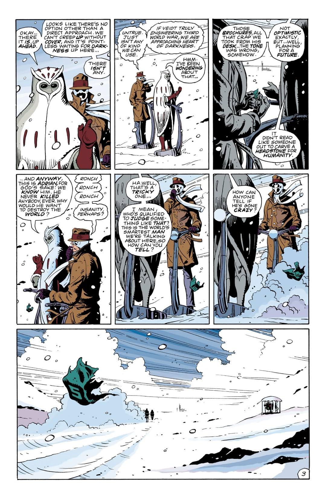 Watchmen #11 (of 12)
