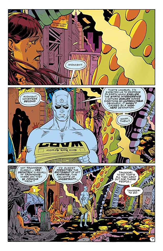 Watchmen #12 (of 12)
