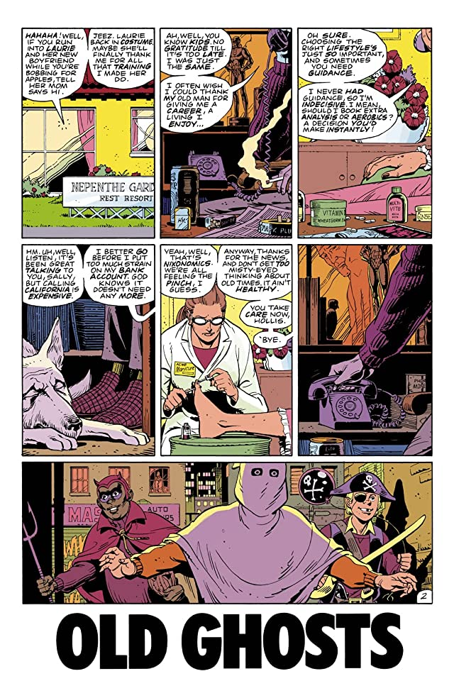 Watchmen #8 (of 12)