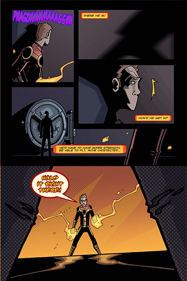 click for super-sized previews of Introducing... Red Hot! #1