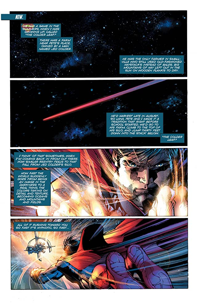 click for super-sized previews of Superman Unchained (2013-2014) #1