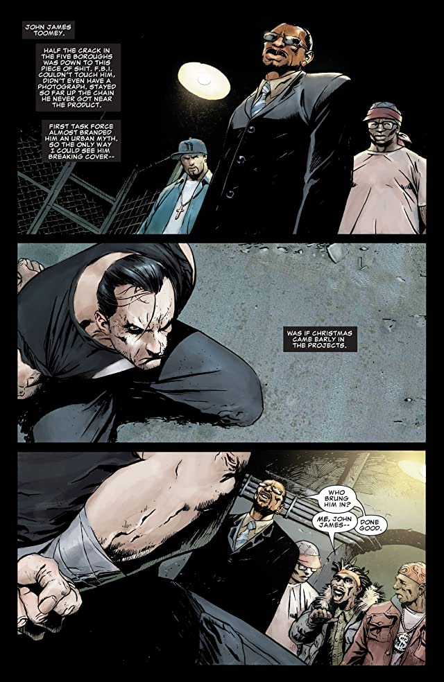 The Punisher (2004-2008) #37