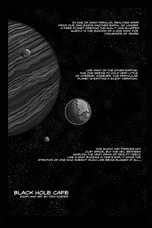 click for super-sized previews of Black Hole Cafe #1