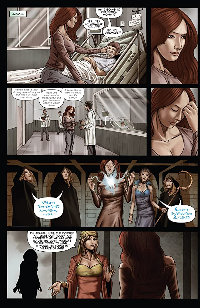 Unleashed: Vampires the Eternal #3 (of 3)
