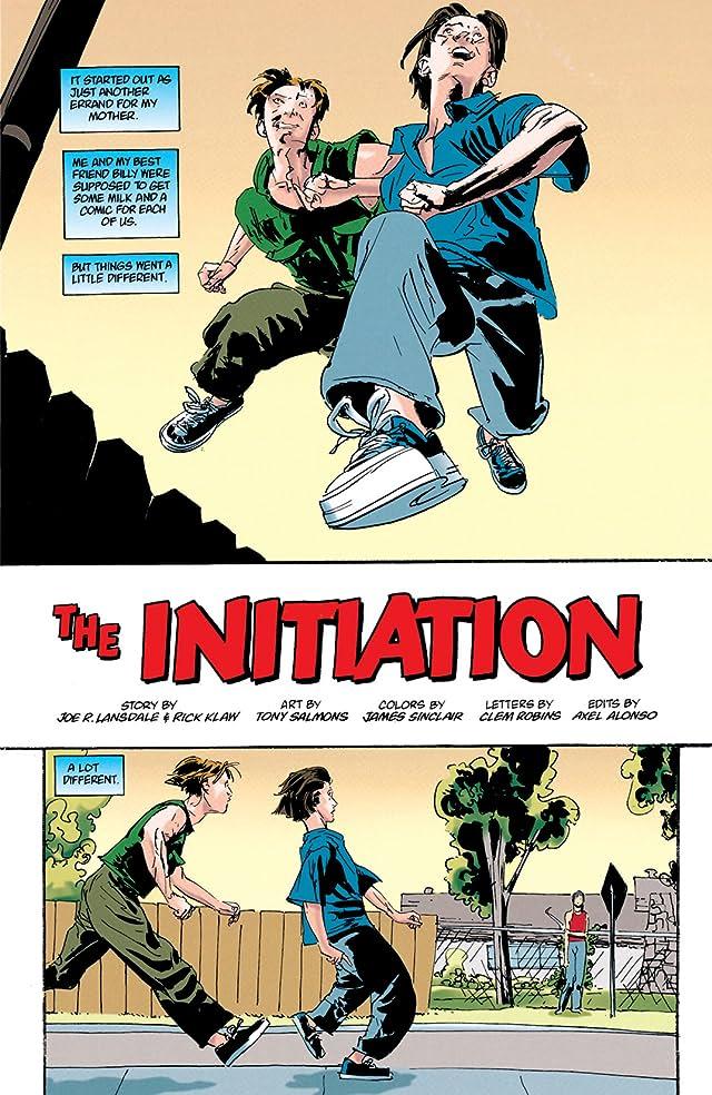 Gangland (1998) #4 (of 4)