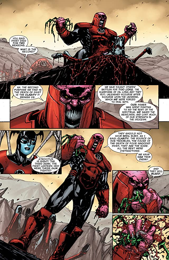 click for super-sized previews of Red Lanterns (2011-2015) #21